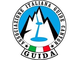 logo di identificazione AIGC della Guida di WT Canyoning Piemonte